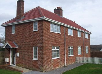 Thumbnail 3 bed semi-detached house to rent in Meadowview Close, Perham Down, Andover
