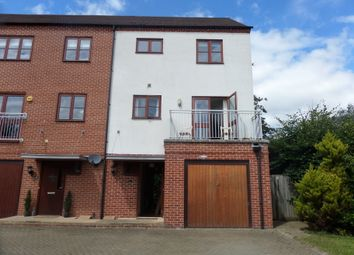 Thumbnail 4 bed end terrace house to rent in Crondall Terrace, Basingstoke