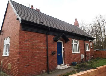 Thumbnail 1 bed bungalow to rent in Aged Miners Bungalows, Seaham