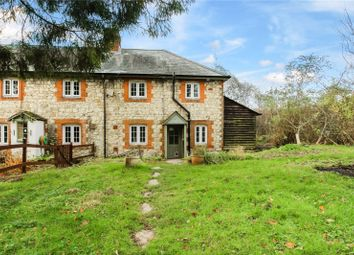 Thumbnail 2 bed semi-detached house to rent in New Barn Cottages, Puttenham Road, Seale, Farnham
