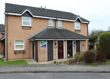 Thumbnail 1 bed flat for sale in Winterburn Gardens, Whetstone, Leicester