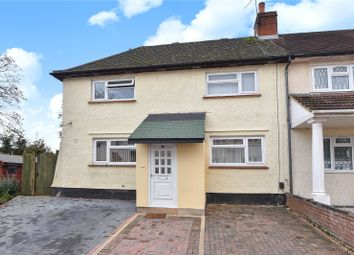 Thumbnail 3 bed semi-detached house for sale in Desborough Crescent, Maidenhead, Berkshire