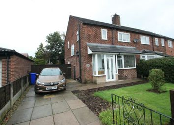 Thumbnail 3 bedroom semi-detached house for sale in Ashwell Road, Wythenshawe, Manchester