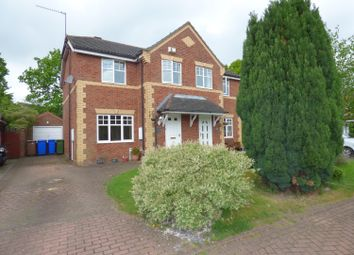 Thumbnail 3 bed semi-detached house for sale in Lavender Walk, Beverley