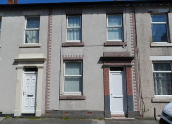Thumbnail Terraced house to rent in Richmond Road, Blackpool