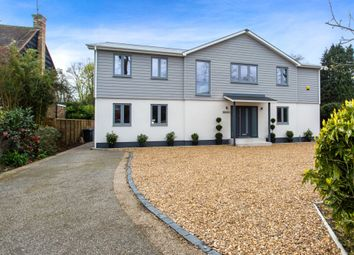 Thumbnail 5 bedroom detached house for sale in Islet Road, Maidenhead