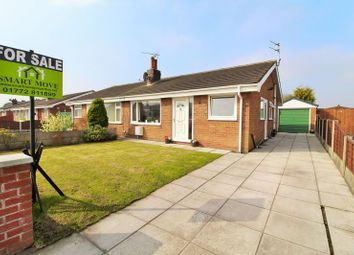 Thumbnail 2 bed semi-detached bungalow for sale in Norwood Avenue, Hesketh Bank, Preston