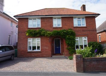 Thumbnail 4 bed detached house for sale in Sibden Road, Shanklin