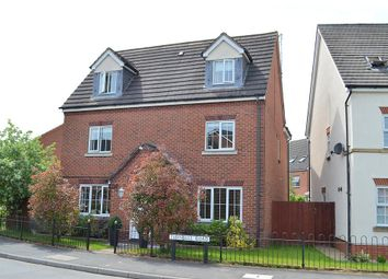 Thumbnail 5 bed detached house for sale in Turnbull Road, Fradley, Near Lichfield