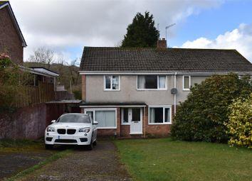 Thumbnail 3 bed semi-detached house for sale in Gwerneinon, Derwen Fawr Road, Swansea