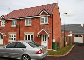 Thumbnail 3 bed semi-detached house to rent in Southside Gardens, South Hylton, Sunderland
