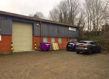 Light industrial to let in Lisle Road, High Wycombe, Bucks HP13