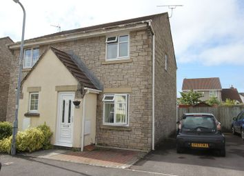Thumbnail 2 bed semi-detached house for sale in Heol Y Fro, Llantwit Major