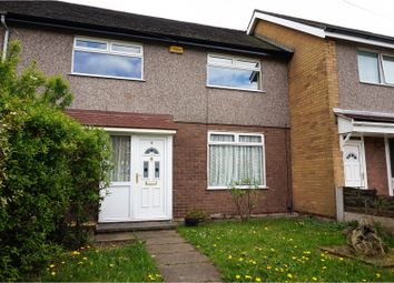 Thumbnail 3 bed terraced house for sale in Cuddington Way, Wilmslow
