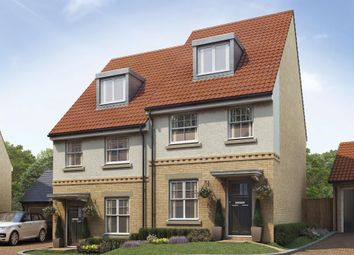 "Thumbnail 3 bed semi-detached house for sale in ""Ashton-G"" at Lesbury, Alnwick"