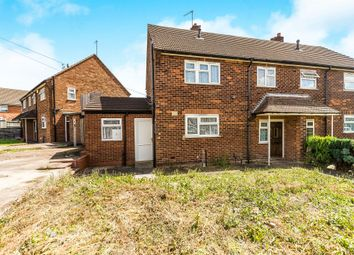 Thumbnail 3 bedroom semi-detached house for sale in Oval Road, Tipton