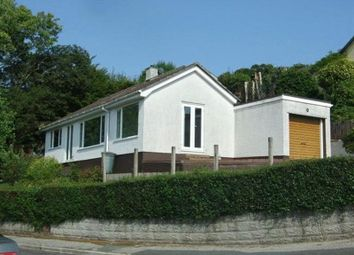 Thumbnail 4 bed detached bungalow to rent in Lannoweth, Penryn