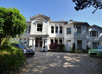 Thumbnail 3 bed flat for sale in Villa Borghese, Ridgeway Road, Torquay, Devon