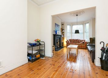Thumbnail 4 bed terraced house to rent in Margravine Gardens, London
