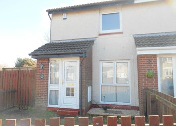 Thumbnail 2 bed end terrace house for sale in Mauldslie Place, Ashgill