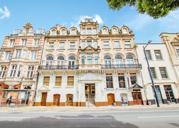 1 bed flat for sale in The Grand, Westgate Street, Cardiff, Glamorgan CF10