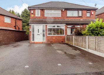 Thumbnail 2 bed semi-detached house for sale in Knowl Road, Rochdale