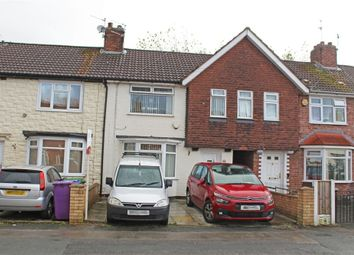 Thumbnail 3 bed terraced house for sale in Acanthus Road, Liverpool, Merseyside