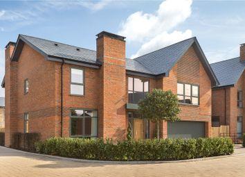 Thumbnail 5 bedroom detached house for sale in The Thompson, Upper Longcross, Chobham Lane, Surrey