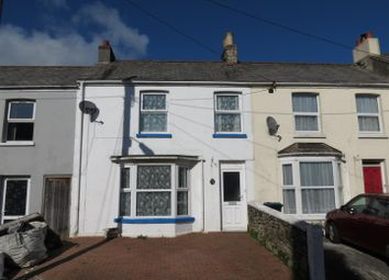 Thumbnail 4 bed terraced house for sale in Ranelagh Road, St Austell, St. Austell