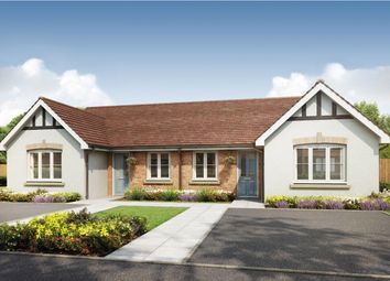 Thumbnail 2 bed semi-detached bungalow for sale in Hoyles Lane, Preston, Lancashire