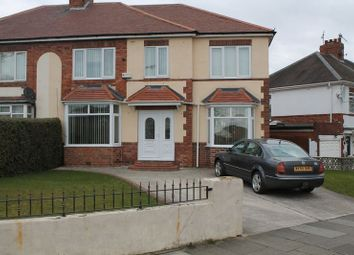 Thumbnail 1 bed semi-detached house to rent in Coast Road, High Heaton, Newcastle Upon Tyne