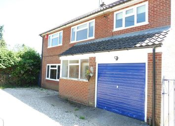 Thumbnail 5 bed property to rent in The Street, Hevingham, Norwich