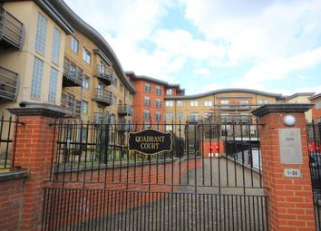 Thumbnail 2 bed flat for sale in Quadrant Court, Jubilee Square, Reading