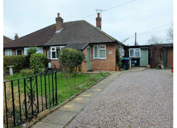 Thumbnail 2 bed semi-detached bungalow for sale in High Street, Lingfield