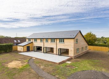 Thumbnail 5 bed barn conversion for sale in Sheephurst Lane, Marden, Tonbridge