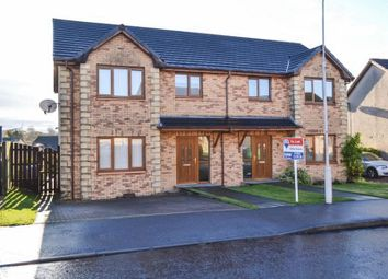 Thumbnail 3 bed semi-detached house to rent in Riverside Way, Leven, Fife