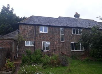 Thumbnail 3 bedroom cottage to rent in Alfriston Road, Berwick, Polegate