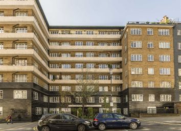 Thumbnail 3 bed flat for sale in Vicarage Gate, London