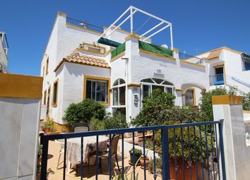 Thumbnail 3 bed town house for sale in La Florida, Orihuela Costa, Alicante, Valencia, Spain