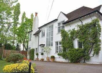 Thumbnail 5 bed detached house to rent in Hylands Close, Epsom