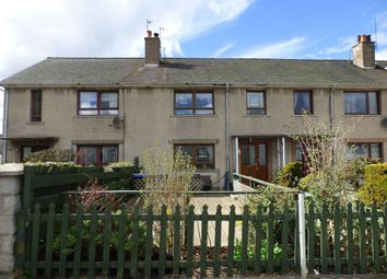 Thumbnail 3 bed terraced house for sale in Main Street, Lumsden, Huntly