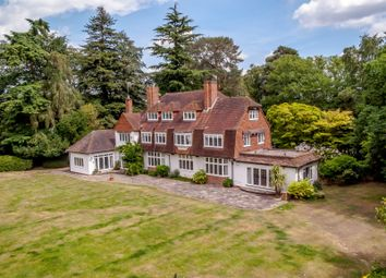 Thumbnail 7 bed detached house to rent in East Road, St. Georges Hill, Weybridge
