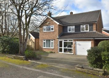 Thumbnail 5 bed detached house for sale in Off Broadway, Duffield, Belper, Derbyshire