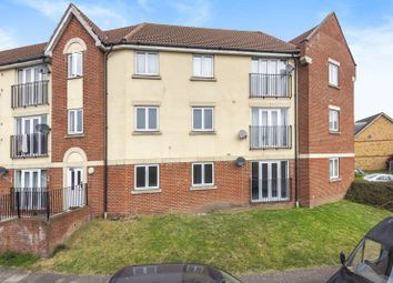 Thumbnail 2 bed flat for sale in Teasel Crescent, London