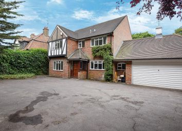 Thumbnail 4 bed detached house to rent in Packhorse Road, Gerrards Cross