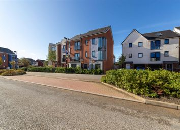 Thumbnail 4 bed town house for sale in Wagonway Drive, Newcastle Upon Tyne
