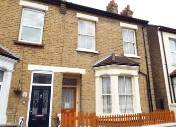 Thumbnail 3 bedroom end terrace house for sale in Chinchilla Road, Southend-On-Sea