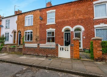 Thumbnail 4 bed terraced house for sale in Chaucer Street, Northampton
