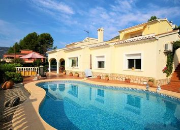 Thumbnail 4 bed villa for sale in Spain, Valencia, Alicante, Alcalalí