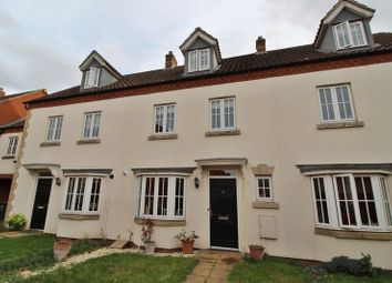 Thumbnail 4 bed terraced house for sale in Ibbett Lane, Potton, Sandy